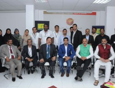 Huge Turnout Marks 'Free Health Camp' Organized by Thumbay Hospital & Beary's Cultural Forum
