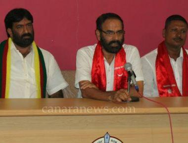 Tulunadu Rakshana Vedike expresses displeasure at thetares for ignoring Tulu films