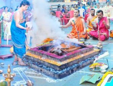 Annual fest Shri Uma Maheshwari Temple Jerimari