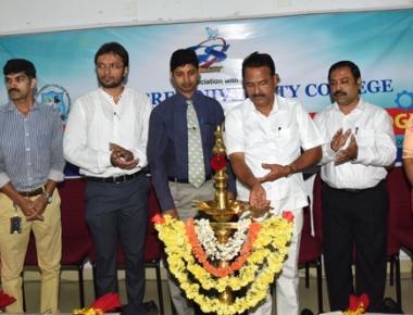 'Research Methodology' workshop held at Vikas PU College