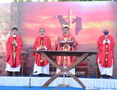 Good Friday observed with devotion at Valencia Church