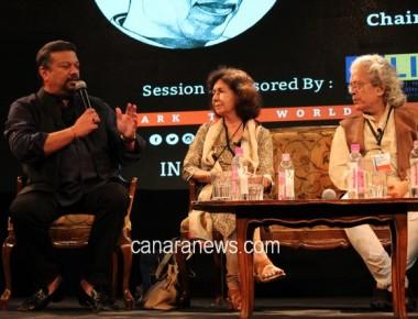 Chacha pe Charcha - Tata Literature Live! The Mumbai LitFest 2015