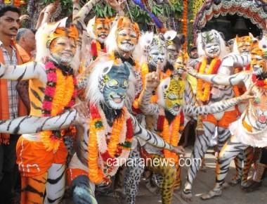 Ocean of people celebrated Sri Krishna Leelotsava