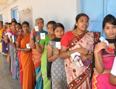 High turnout in Assembly seats; tepid for LS