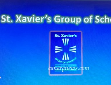 Students of St. Xavier's Group of Celebrate IAF Day
