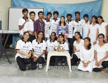 Kundapur Deanery level YCS Assimilation held at Kundapur Church