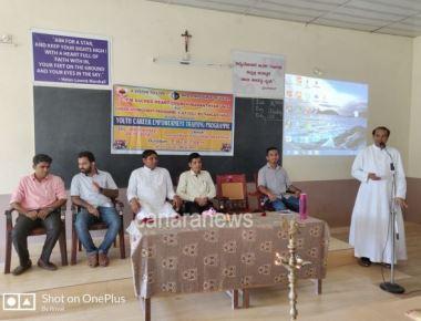 ICYM Madanthyar unit organizes Youth Career Empowerment Training Programme