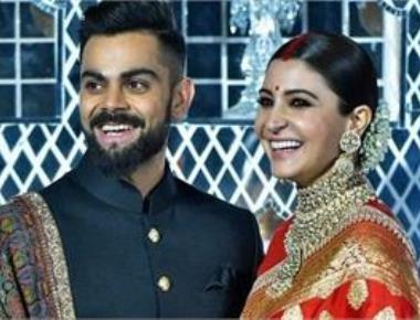 Anushka's wedding announcement is Golden tweet of the year