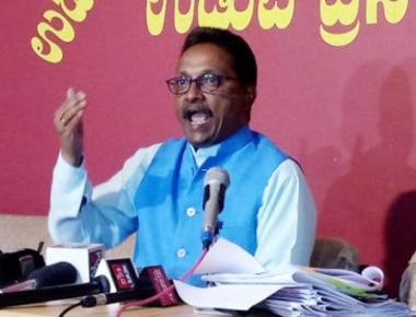 Social activist T J Abraham hits out at Madhwaraj