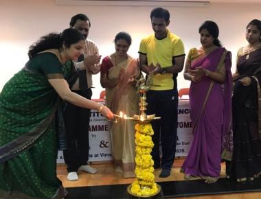 A B Shetty Memorial Institute of Dental Sciences hosts women self defense programme