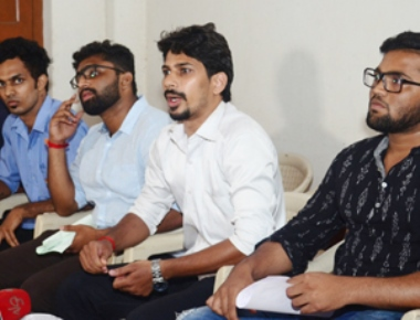 All College Students' Union to stage hunger strike on Aug 23
