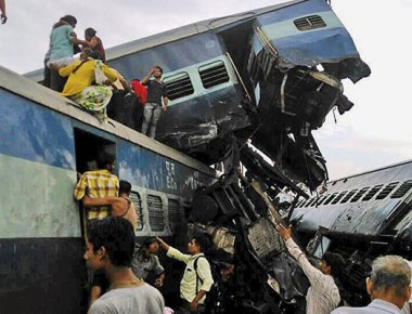 At Least 23 Killed, 40 Injured As Utkal Express Derails In UP's Muzaffarnagar