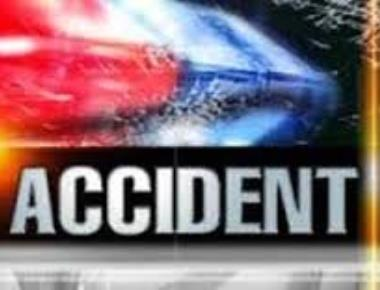 Four injured in an accident near Udyavar