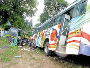Eight killed in two accidents in state