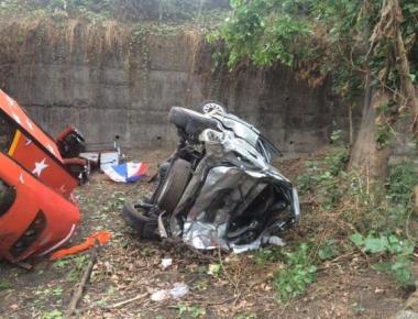 E-way crash leaves 17 dead, 50 hurt near Panvel