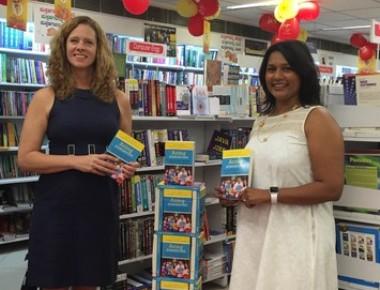 Kavita Mehta and Kimberly Wright Dixit   Launches