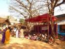ಅಂಗನವಾಡಿ ಕಾರ್ಯಕರ್ತೆಯರಿಂದ ಮುಷ್ಕರ