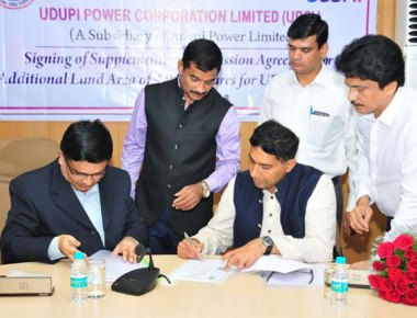 Adani UPCL executes agreement with NMPT for project expansion