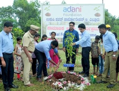 Adani UPCL kick-starts Social Forestry Programme under CSR