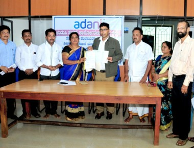 Adani UPCL takes up development works worth Rs 85.33 lac at Tenka panchayat