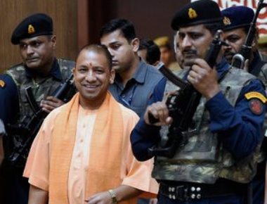 At 1st cab meet Adityanath waives farm loans of Rs 36,359 cr