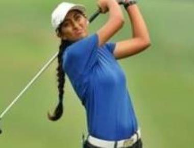 Aditi tied 9th at Los Angeles, eyes season's first top-10 finish