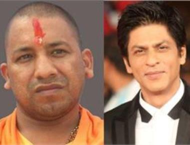 Yogi Adityanath attacks SRK, compares him with Hafiz Saeed