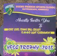 YFSC TROPHY 2015