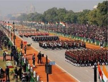 India celebrates 67th Republic Day with majestic parade