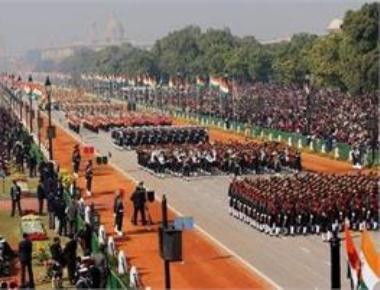 India celebrates 67th Republic Day with majestic parade