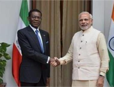 India offers Africa $10 bn soft loan, seeks stronger ties