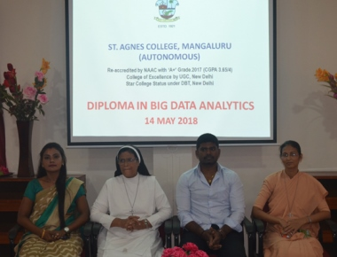 St Agnes College starts diploma in Big Data Analytics