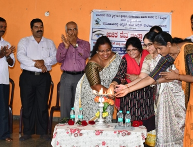 St Agnes College conducts free eye test camp at Kutthar