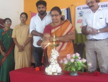 St Agnes College inaugurate ATC initiative at Someshwar