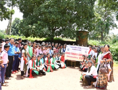 St Agnes college students create awareness on deforestation