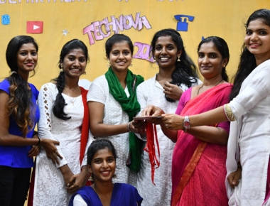 St Agnes College conducts IT fest 'Technova'