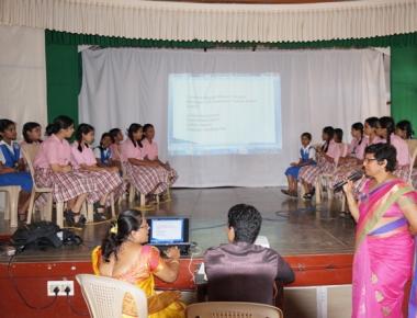St Agnes School holds Swatch Bharat Abhiyan