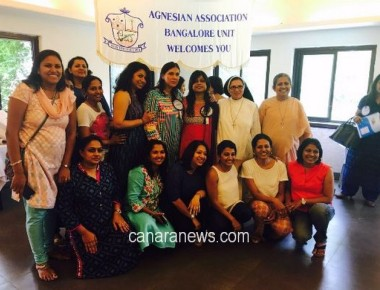 Hilma Roach re-elected as prez at Agnesian alumnae meet