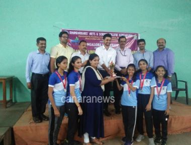 The sports team of St Agnes College (Autonomous) has brought laurels to the college in the Table Tennis Tournament.
