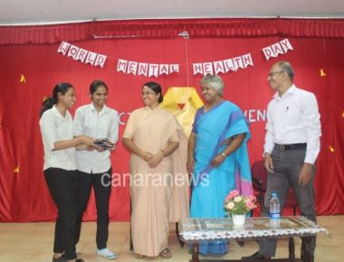 The World Mental Health Day observance held at St. Agnes Centre for Postgraduate Studies and Research