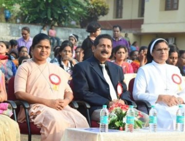 St Agnes School Annual Day celebrated