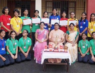 St Agnes School shines at 'Angethon'