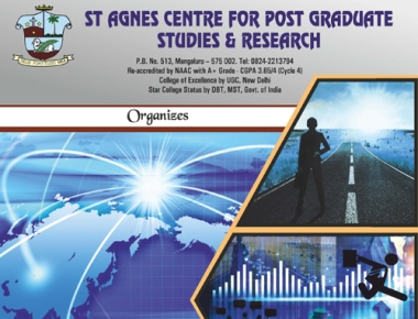 St Agnes PG Centre to organise two-day international conference