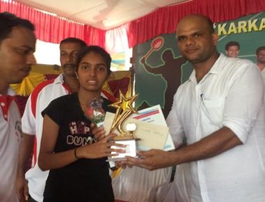 Spandana Bekal is next Badminton star
