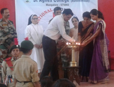 NCC activities inaugurated at St Agnes College