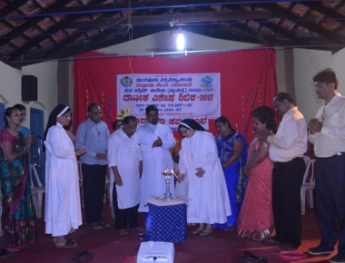 Annual NSS camp of St Agnes College inaugurated
