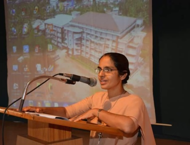 Orientation programme held for PU students at St Agnes College