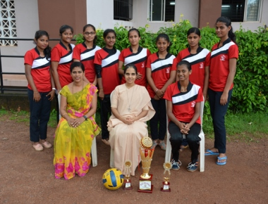 St Agnes PU College bags Winners Trophy at volleyball, ball badminton tourneys