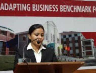 Business English course inaugurated at AIMIT