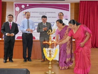 International conference 'SACAIM 2016' inaugurated at AIMIT